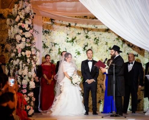 Jewish wedding in Prague